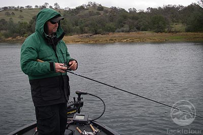 Fishing pardee with kent brown greg guiterrez bub tosh for Fishing rain gear reviews