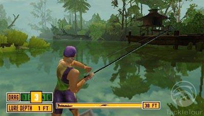 скачать торрент рыбалка на psp