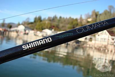 Shimano Cumara cuc68m fishing rod review