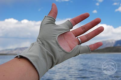 Fishing glove review simms sungloves for fly fishing and for Fly fishing gloves
