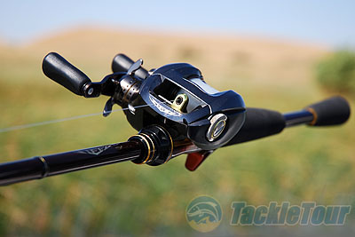 Daiwa Steez Fle-X-Lite Crankbait fishing rod review
