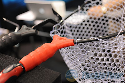 Innovative fishing nets at icast 2010 ego s2 slider and for Ego fishing net