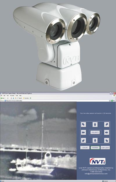 Ttnews Enhanced Boat Security With Nvti Nightvision