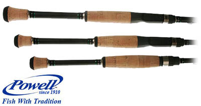Ttnews powell adds new max rods for Powell fishing rods
