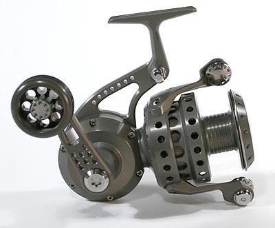 Ttnews zeebaas zx series spinning reels for Most expensive fishing reel